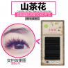 Best Professional Mink Semi Permanent Eyelashes , 3D Individual Eyelash Extensions wholesale