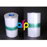 Best Custom Printing POF Clear Shrink Film , 12 - 30 Mic Thickness Heat Shrink Wrap Film wholesale