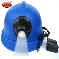 Best Hot Selling Rescue Equipment V-shape Coal Miner Hard Hat With Light wholesale