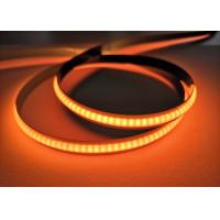 Buy cheap IP 20 Waterproof Rgb Led Strip Lights Wavelength 620-630nm For Aluminum Cabinet from wholesalers