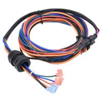 Buy cheap 110/187/250 Female Flag Spade Terminal Connector Wiring Harness with Waterproof from wholesalers