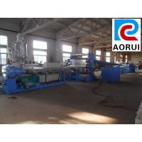 China Household Appliances Plastic Board Extrusion Line PE Board Extruder on sale