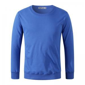 Best Custom Logo  Long Sleeve  Sportswear 100% Cotton OEM Embroidery wholesale