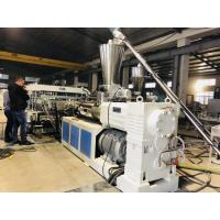 Best Big Thickness PVC Sheet Extruder Machine Extrusion Line Production Line wholesale