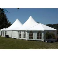 Buy cheap 200 Seater Aluminum Frame Mixed Event Tents With Ceiling For Outdoor Party from wholesalers