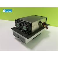 Best Electrical Thermoelectric Air Conditioner 120W 24V DC Semiconductor Technology wholesale