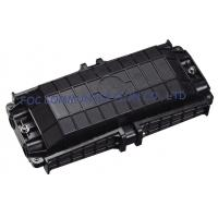 Buy cheap 4 Ports Fiber Optic Splice Closure Horizontal Type Aerial Duct Buried For FTTX from wholesalers