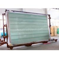 Quality Clear / Tint Laminated Tempered Safety Glass , Solid tempered window glass wholesale