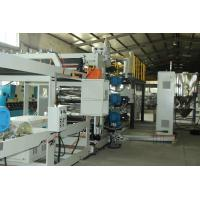 Best Three Layer ABA HIPS PET Sheet Extrusion Line High Capacity High Speed wholesale