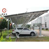 Best Rixin Solar Car Charging Station Easy Installation With Good Corrosion Resistance wholesale