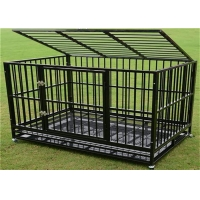 Pet cages dog cage stainless steel commercial dog kennels pet cages carriers houses dog for sale
