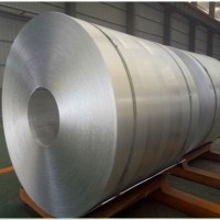 Prepainted Aluminum 152mm H18 Color Coated Steel Coil for sale