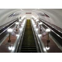 Buy cheap 1000mm Width Heavy Duty Escalator Lighting of step clearances , Passenger Escalator from wholesalers