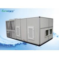Commercial Compact Rooftop Air Conditioner Environmental Friendly With High COP