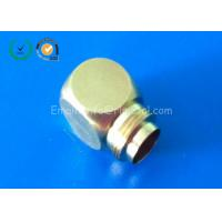 Best Precision Medical Equipment Spare Parts , Brass Screws And Nuts Lathe Turning wholesale