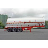 Quality 2 Axles Oil Tank Trailer 28600L , Fuel Tanker Semi Trailer 28.6CBM 10000×2490×3350 wholesale