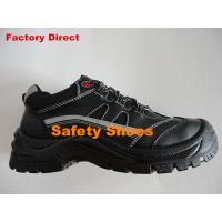 Cheap Genuine Leather Safety Shoes Men's Safety Shoes with Best Quality for sale