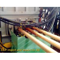 Quality Ф350×10 Red Copper Strip Horizontal Continuous Casting Machine Line Two Strands wholesale