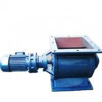 Best Rotary airlock valve YJD 18 stainless steal or cast iron rotary feeder in blue wholesale