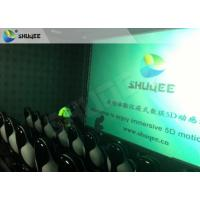 Best Unique Design Electric 5D Movie Theater Constantly Updated For Mini Cinema wholesale