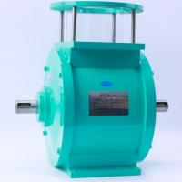 China rotary valve SS304 for pneumatic convey system in flour mill industry from China factory of Bulk tech on sale