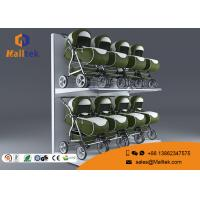 Best Convenience Store Retail Store Fixtures And Shelving Metal Hook Mesh Type wholesale