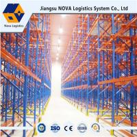 Buy cheap Large Scale Drive In Racking System For Warehouse storage and automation control from wholesalers