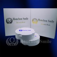 Best Full Contour Zirconia Disk Dental Material Shaded Prettau For Zirkonzahn System wholesale