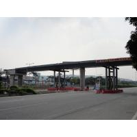 Cheap Industrial H Section Steel Framed Structures Pedestrian Overcrossing for sale