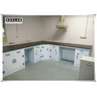 Buy cheap Corrosion Resistant PP Structure Chemical Laboratory Furniture With Phenolic from wholesalers