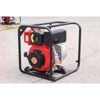 Buy cheap Inlet Diameter 2mm diesel engine driven water pumps aluminum alloy construction from wholesalers