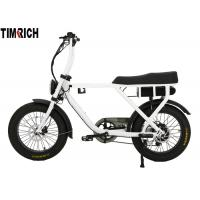 China Motor 48V 1000W Electric Bicycle Moped Alloy Top Speed 35KM/H TM-BGL-ATV08 on sale