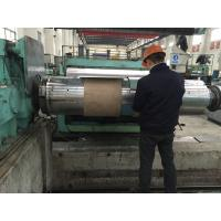 Quality ISO9001 Galvanized Steel Strip Narrow Width 0.12 - 4mm Different Thickness Regular spangle wholesale