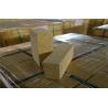 Quality High Density Shaped High Alumina Refractory Brick , Insulated Refractory Fire Bricks wholesale