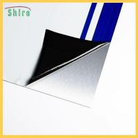 Best Mirror Finish Stainless Steel Protective Film Low Tack Black & White Protection Film wholesale
