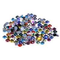 Best Ss4 / Ss6 MC Glass Rhinestones , Flat Back Glass Crystals Eco - Friendly wholesale