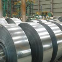 Best Hot Dipped Galvanized Steel Strip , Non Fading Polished Stainless Steel Strips wholesale