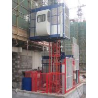 Best 380V 50HZ / 60HZ Construction Material Hoists 1000KGS With Double Cage wholesale