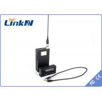 Best Small  Video HD Wireless Transmitter Device NLOS 1-2 KM Low Weight wholesale