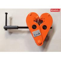 Quality Seagull JT Lifting Steel Beam Clamp 75 - 220mm Lift Clamps 2 Ton Working Load wholesale