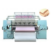 China 600 RPM/H Quilting Speed Multi Needle Quilting Machine Easy Loading Fabric on sale