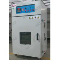 Buy cheap Two Layers High Temperature Ovens , Micro PID Control Lab Drying Vacuum Chamber from wholesalers