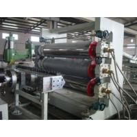 Buy cheap PVC Membrane Sheet Extrusion Line 0.5-6mm Product Thickness For Roof Waterproof from wholesalers