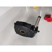 IP65 Rated Clutch Gear Operators With Cast Steel Casing And NBR Sealing Materials for sale