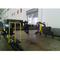 Quality Light Weight Gantry Plasma Cutting Machine , Pipe Plasma Cutting Machine 28000Kg wholesale