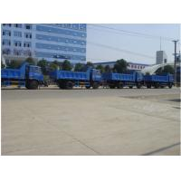 Quality 2017s high quality and best price dongfeng dump garbage truck, dongfeng 4*2 hot sale 8ton wastes collecting truck wholesale