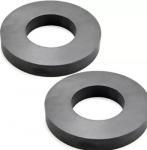 Best Hard Ferrite Industrial Strength / Durable Round Ceramic Magnets wholesale