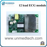 Best Wuhan UN-medical OEM 12 Leads ECG Module for ecg monitoring, veterinary use available wholesale