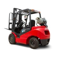 Best Gas Powered LPG Forklift Trucks 3500KGS Load Capacity 3m - 6m Lift Height wholesale