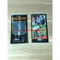 Best Customized  Logo Cigar Humidor Bags Hold 4-6 / Cigar Packaging Bag wholesale